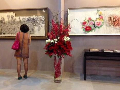 Tweet from @ArtBasel | VITRINART CHINA ( Vitrinart + ancient and contemporary Chinese arts ) | Scoop.it