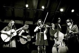 All-Female Bluegrass Band to Make Opry Debut   Acoustic Guitars and Bluegrass   Scoop.it