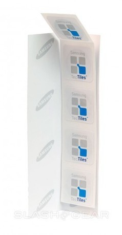 Samsung lance ses TecTiles : des tags NFC | Android's World | Scoop.it