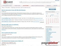 Itevent.net: IT Events, conferences and courses provided training ... | Analytics Jobs, Analytics Training, Analytics Contracts | Scoop.it