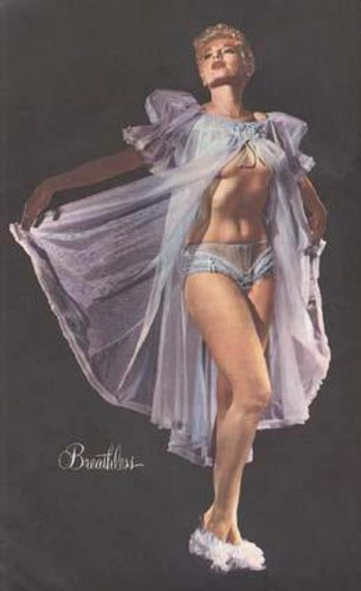 Lili St Cyr Lingerie Model | Lingerie Love | Scoop.it