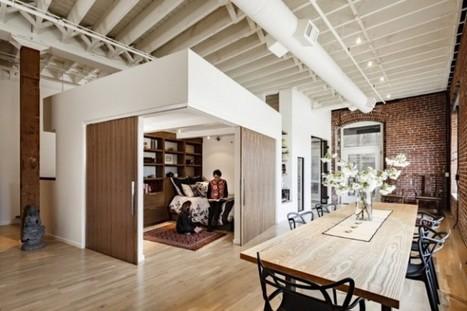 Intergenerational Loft by Dangermond Keane Architecture | Interior Design and Architecture | Interior & Decor | Scoop.it