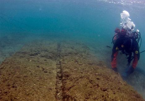 Ils ont découvert une ancienne base militaire marine vieille de 2500 ans | Monde antique | Scoop.it