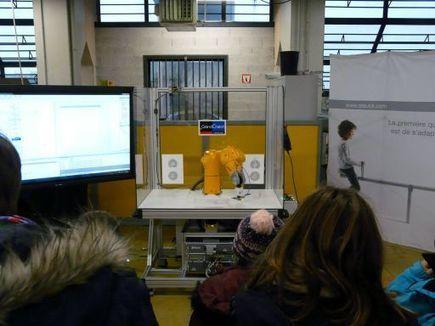 Journées de la robotique à l'IUT de Chalon | vivre-a-chalon.com : Une autre info à Chalon et dans le Grand Chalon | On parle des IUT | Scoop.it