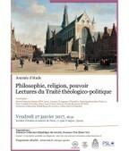 Journée d'études : Philosophie, religion, pouvoir. Lectures du Traité théologico-politique | Philosophie en France | Scoop.it