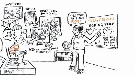 Hybrid Pedagogy: A Digital Journal on Teaching & Technology | Articles | Your Brain on Tech! | Scoop.it