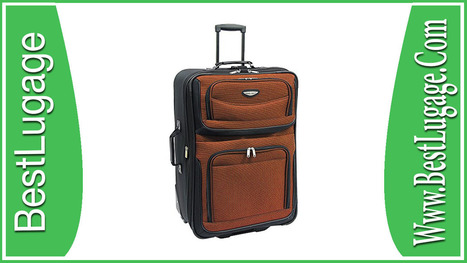7e79d6a21334 Traveler s Choice Amsterdam 29″ Expandable Rolling Upright Review -  BestLugage