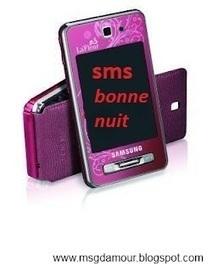 Sms Damour Poème Sms Bonne Nuit Et Sms