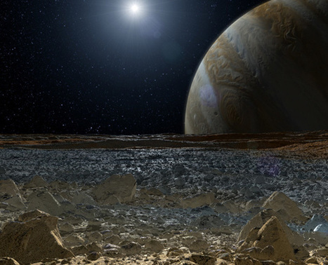 Genesis II: Extraterrestrial Oceans Could Host Life | Amocean OceanScoops | Scoop.it