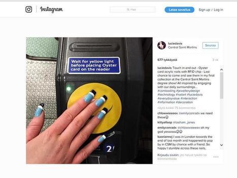 Onko matkakorttisi aina hukassa? - Tässä hauska ratkaisu   Kauppalehti   NFC News and Trends   Scoop.it