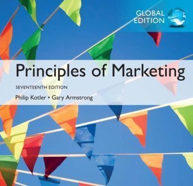 Principles Of Marketing Book By Philip Kotler Pdf