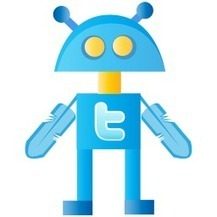 Funny Twitter Bots You May Not Have to Block | Twitter Bots | Scoop.it