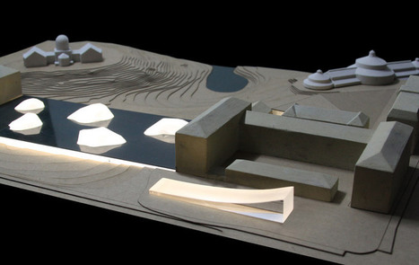 Steven Holl: Natural History Museum Proposal | architecture, technology & business | Scoop.it
