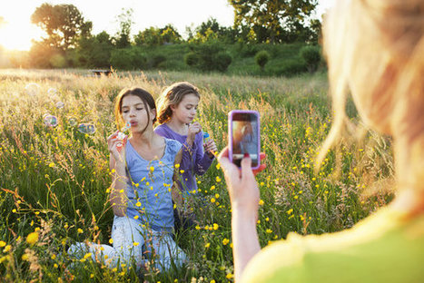 Don't Post About Me on Social Media, Children Say | picturing the social web | Scoop.it