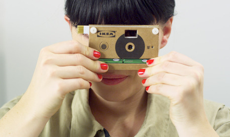 Knappa Camera from IKEA | Image Conscious | Scoop.it