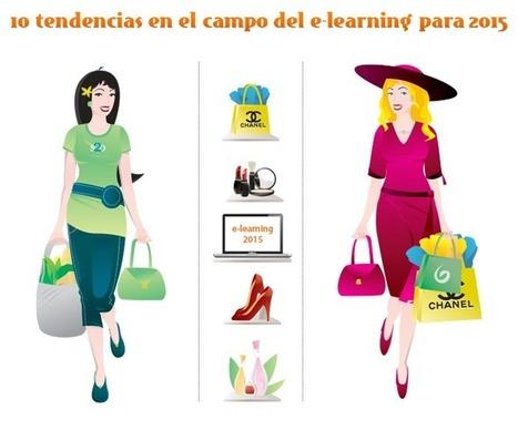 Tendencias en el campo del e-learning para 2015 | Todo e-learning | Scoop.it