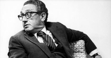 Does #HenryKissinger Have a Conscience? - The New Yorker #NewDeclassifiedDocuments #Argentina #History | News in english | Scoop.it