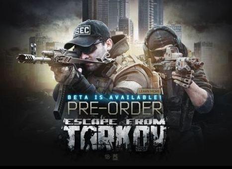 escape from tarkov beta promo code' in PROMO CODES 2019