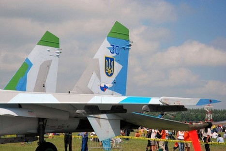 Sukhoi Su-27 – WalkAround | History Around the Net | Scoop.it
