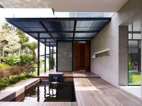 Berrima House by Park + Associates   Rendons visibles l'architecture et les architectes   Scoop.it
