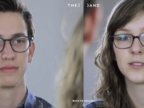 'The And' Interactive Documentary Shows What Happens When Couples Are Completely Honest With Each Other | Interactive Documentary (i-Docs) | Scoop.it