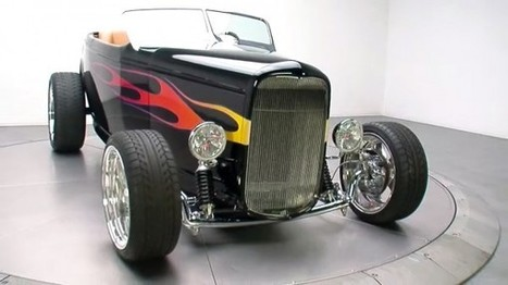 1932 Ford Roadster - SuperCarsAutos | Muscle Cars of America | Scoop.it