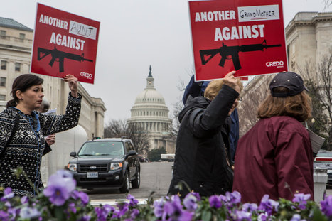 State Action on Gun Laws Draws Contrast With Washington | Gov & Law Current Events!! | Scoop.it
