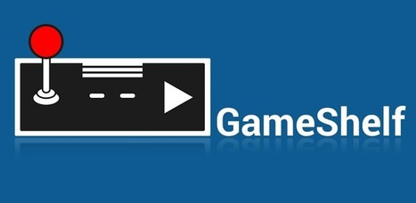 GameShelf - Applications Android sur GooglePlay | Android Apps | Scoop.it