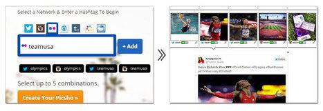Create photo galleries from social hashtags - Picsho | boite à outils numérique pour le tourisme | Scoop.it