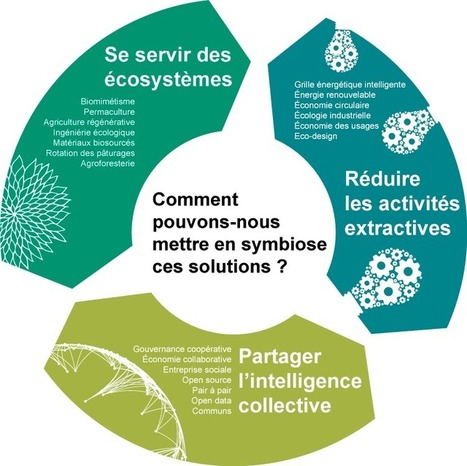 Economie symbiotique | Management et organisation | Scoop.it