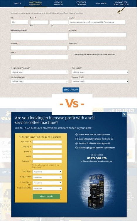 How to Identify and Fix Friction on Your Landing Pages | Bonnes Pratiques Web | Scoop.it