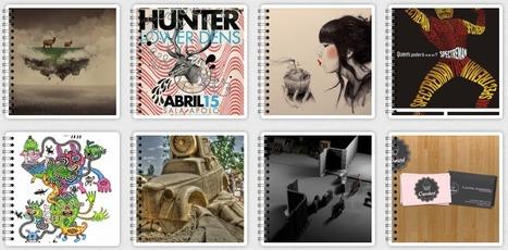 Dropr : Multimedia Portfolio Collective | Digital portfolio | Scoop.it