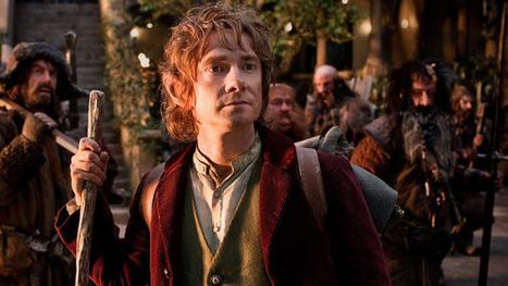 The Hobbit: An Unexpected Journey - video review | 'The Hobbit' Film | Scoop.it