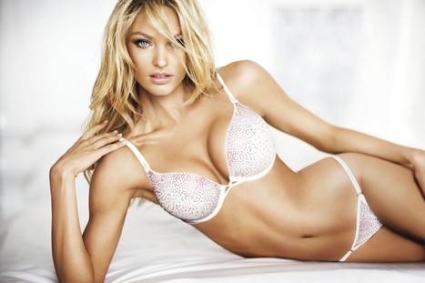 Eye Candy Angel Candice Swanepoel: One of the Top Earning Supermodels | blingpp | Scoop.it