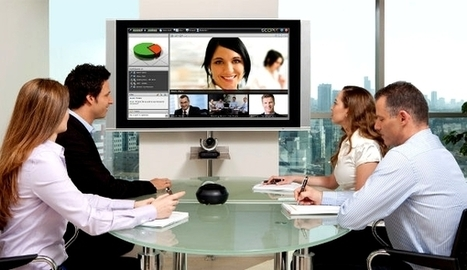Video conference meetings can boost business relationships and productivity   Technology in Business Today   Scoop.it