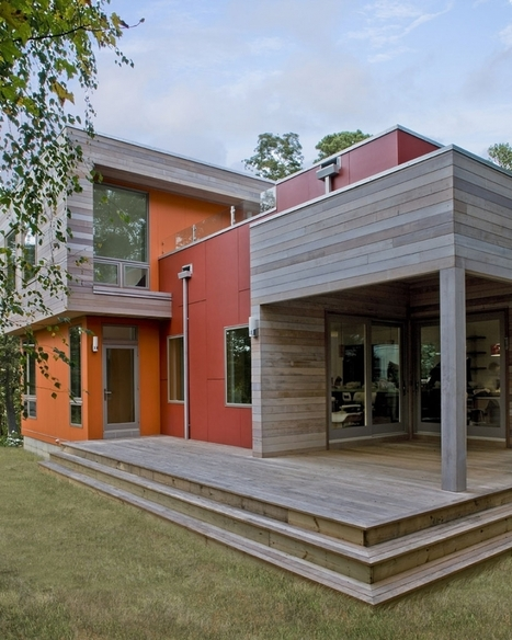 Green Home of the Month: English Residence by ZeroEnergy Design - Buildipedia.com | Passive House + Net Zero Energy Homes | Scoop.it