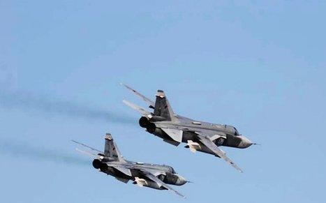 DoD Denies Claim of a Joint U.S.-Russian Airstrike in Syria - David Axe, et al., TDB   Shahriyar Gourgi   Scoop.it