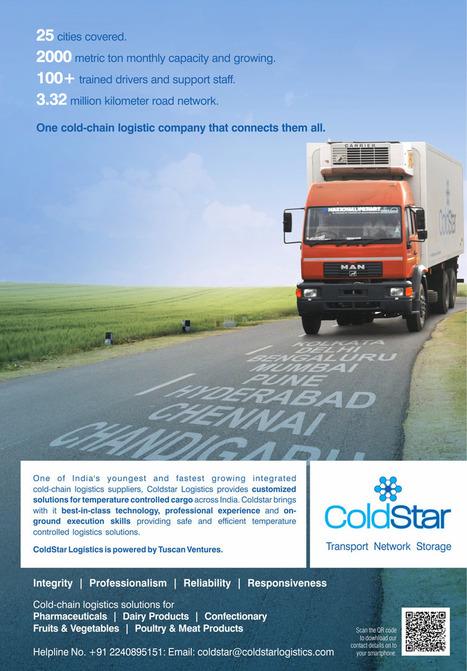 ColdStar Logistics | Promote Your Brand | Scoop.it