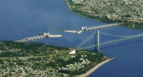 Planning for Climate Change: 5 Ideas to prevent flooding in New York | adapting to climate change | Scoop.it