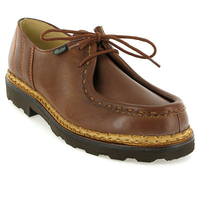 Paraboot rapatrie sa production de chaussures   L actualité de la filière  cuir   Scoop e1efc7f5b078