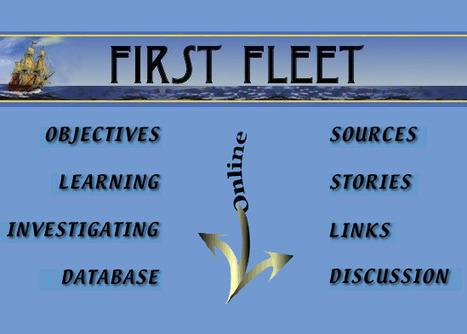 Stories of the First Fleet - History Australian Curriculum