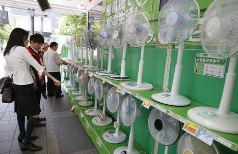 Les Japonais meurent de chaud   20Minutes.fr   Japon : séisme, tsunami & conséquences   Scoop.it
