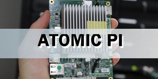Atomic Pi Pinout