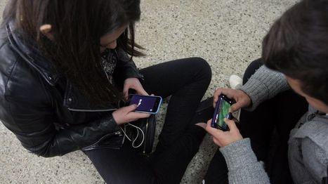 Cataluña anima a usar el móvil en clase | Interactive News - Noticias interactivas | Scoop.it