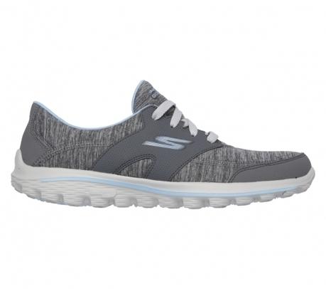 sale retailer b711e 478de Sketchers Go Walk 2 Golf Shoes   Womens Grey Golf Shoes