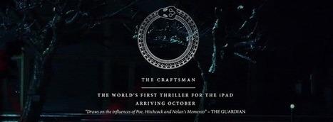 Part book, part film, partgame... - Journal - mikejones.tv | Digital Archeology | Scoop.it