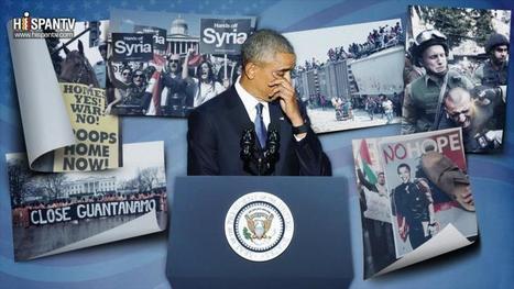 Obama... Una Despedida con más Pena que Gloria | La R-Evolución de ARMAK | Scoop.it