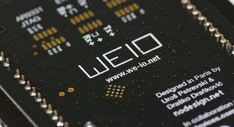 WeIO - Platform for Web Of Things | DIY | Maker | Scoop.it