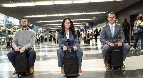 Modobag: la maleta motorizada que transporta pasajeros en los aeropuertos - El Economista | eSalud Social Media | Scoop.it
