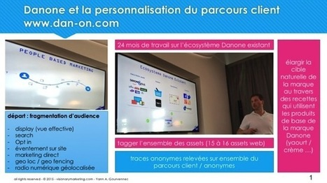 DMP : tour de contrôle Big Data de la personnalisation | Les Enjeux du Web Marketing | Scoop.it